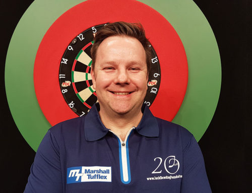 Marshall-Tufflex and Mark Dudbridge go for bullseye at Elex