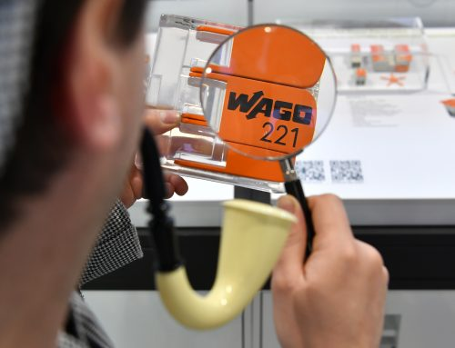 Join the hunt for clues at Elex and win £500 of WAGO products