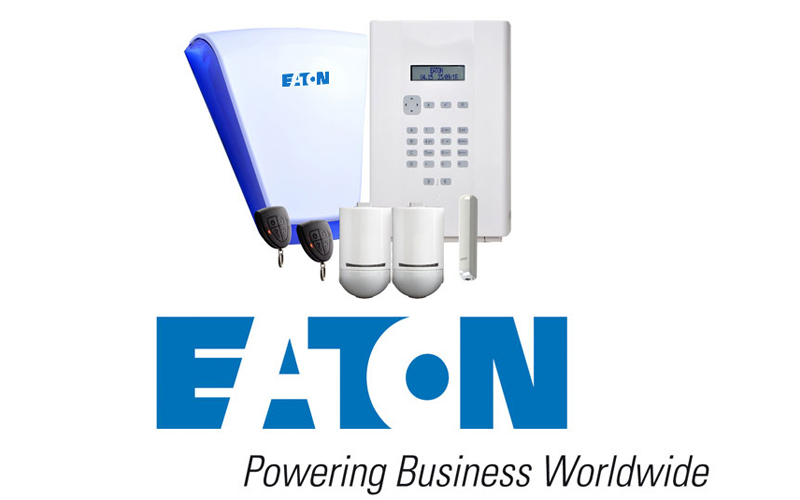 Get £20 off Eaton's i-on Compact intruder alarm kit
